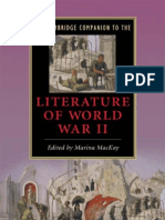 Literature of WWII