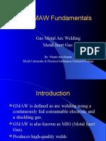 GMAW Fundamentals