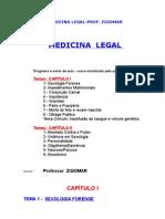 Apostila Medicina Legal