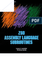 Z80 Assembly Language Subroutines (1983)(Lance a Osborne