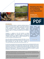 Best Practices for Combating Land Degradation