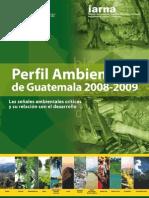 Perfil Ambiental de Guatemala 2008-2009
