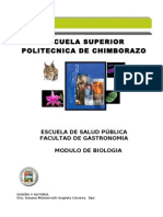 MODULO DE BIOLOGIA
