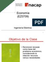 Clase Piloto Economía
