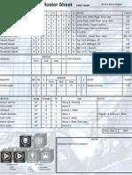 army list