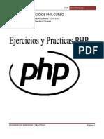Cuaderno de Ejercicios y Practicas PHP