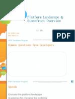 Lai Lau - Platform Landscape for Mobile Application Development