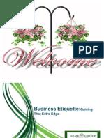 Business Etiquete