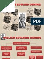 William Edwards Deming Diapositivas