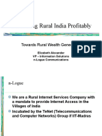 Connecting Rural India - 17Feb05