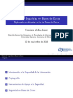 SeguridadBaseDatos