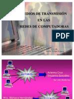 Medios de Transmision en Redes