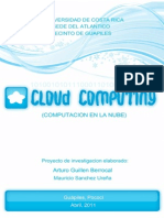 Cloud computing (Descripción general).