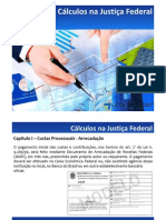Unieducar Curso online Cálculos na Justiça Federal