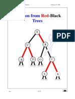 Red Black Deletion