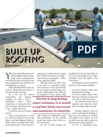 Built Up Roofing