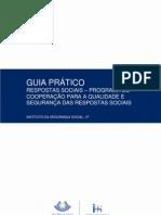 PCQSRS - Guia Pratico Respostas Sociais