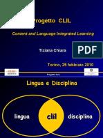 presentazione clil 2010