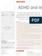 ADHD and Its Impact on Family Life.