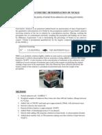 Analytical Chem Report 3