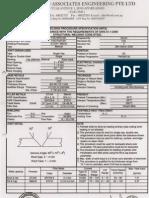 OSD Welding Procedure