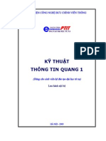 Giáo trình kỹ thuật thông tin quang - HVBCVT - hoitu.tk
