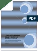 Lectura Expresion Oral y Escrita II