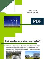 Energies Renovables. Energia solar tèrmica. Júlia Roig