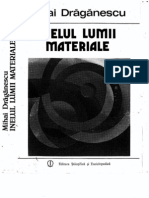 Mihai Draganescu - Inelul Lumii Materiale Ed. Stiintifica Si Encicl. 1989 - Extrase