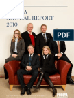 Poolia Annual Report 2010