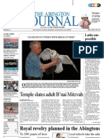 The Abington Journal 04-27-2011