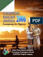 Lampung Dalam Angka 2006