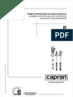 Bombes P6-P18 Caprari