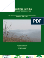 Fire Workshop Poceedings in India