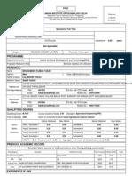 Form Phd