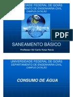 CONSUMO DE ÁGUA-CAP3