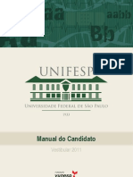 Manual Unifesp