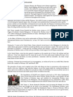 Modern Arnis Vision - Gm Remy a. Presas
