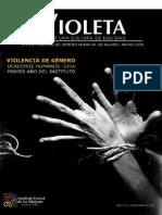 Violeta 4   Violencia de género