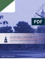 HU Campus Plan - Draft Exec. Summary