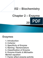 Enzymes Power Point Part 1 %28WebCT%29