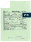 Birth Certificate Long Form