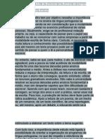 Import an CIA Do Ato de Escrever No Ensino de Lingua Portuguesa