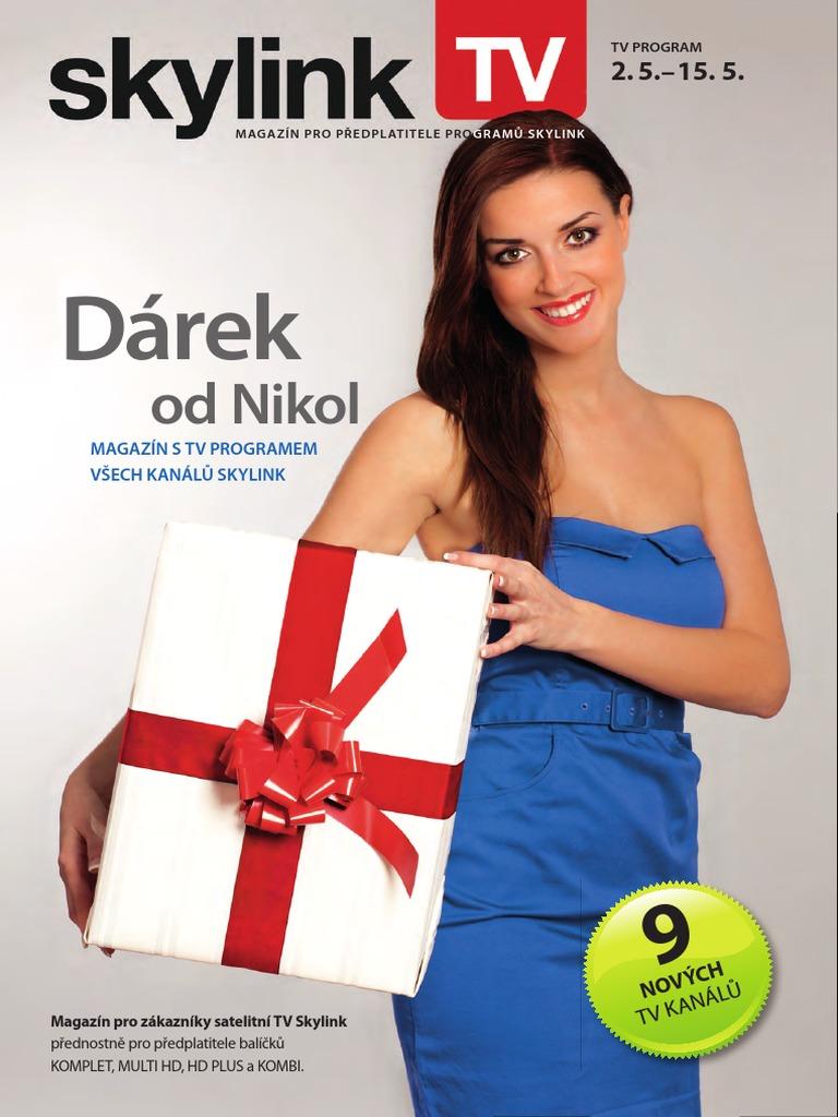 115f53b01 Skylink magazín - nulté číslo - duben 2011