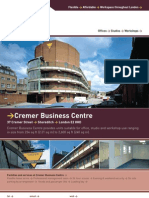 Cremer Business Centre