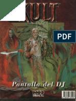 Pantalla Del DJ