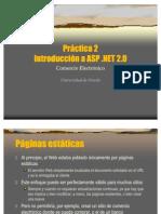 Introduccion a ASP .NET 2.0