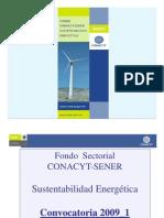 Sustentabilidad Energetic A 2009 01 Fondo Sustentabilidad