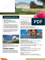 Hannibal Country Club May 2011 Newsletter