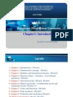 Verilog Chapter1 Introduction